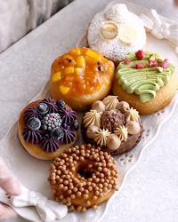Пончики Ильзира Карагузина