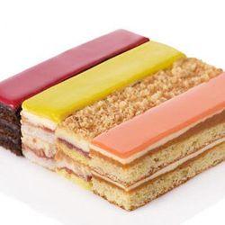 Нарезные бисквитные торты Елена Шрамко