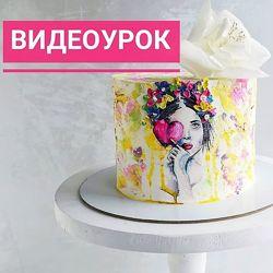 Роспись и текстура Наринэ Шахраманян