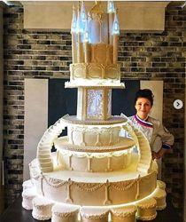 Все секреты свадебных шоу-тортов Татьяна Шкода