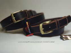 НовинкаШикарные женские кожаные коричневые ремни