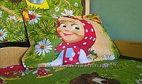 Полуторные детские комплекты Бязь Голд