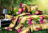 Детские полуторные постельные комплекты