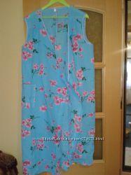 Женские ночные сорочки, платья больших размеров 56-60