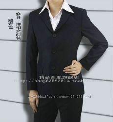 Идеальный деловой женский брючный костюм. Женские скидки