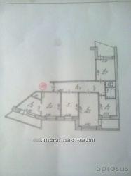 Продается 4-х комнатная квартира в Симферополе