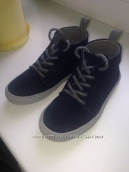 Замшевые ботинки NEXT размер 11