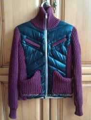 Куртка-кофта на пуху р. S