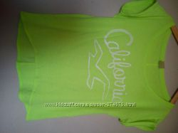 hollister california футболка
