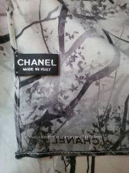 Шелковый платок Chanel оригинал