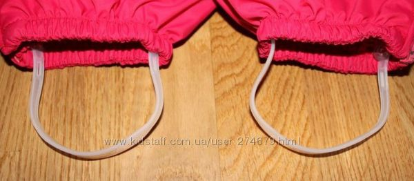 Как сделать штрипки на брюках