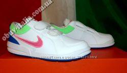 Кроссовки детские кожаные Nike Pico 4 TDV оригинал из Италии