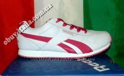 Кроссовки детские кожаные Reebok Royal Flag оригинал из Италии