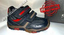 Ботинки детские кожаные Geox с супинатором оригинал из Италии 19 размер