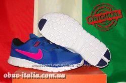 Кроссовки детские кожаные Nike Flex Experience оригинал из Италии