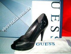 Туфли женские фирмы GUESS с открытым носком