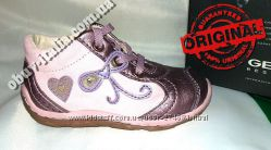 Ботинки детские кожаные GEOX с супинатором оригинал из Италии