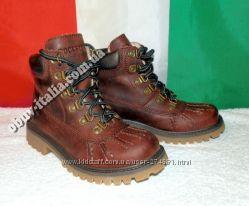 Ботинки детские кожаные демисезонные фирмы Docksteps оригинал