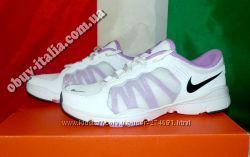 Кроссовки женские кожаные Nike WMNS FLEX TRAINER 2 оригинал из Италии