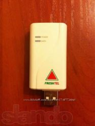 USB Модем. FreshTel Скоростной 4g интернет Мобильный интеренет