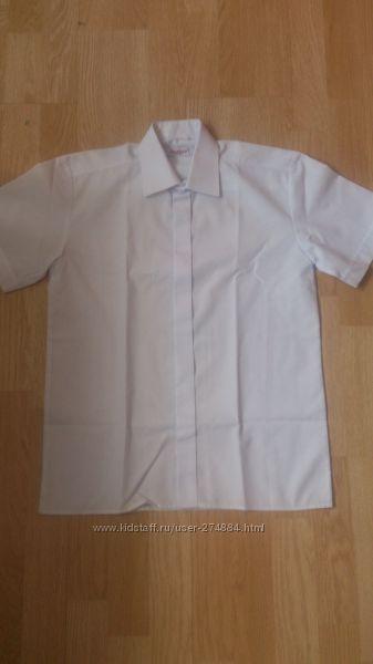 Рубашка школа размер 152 Мальчик