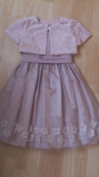 Платье Войчик размер 128 и болеро128