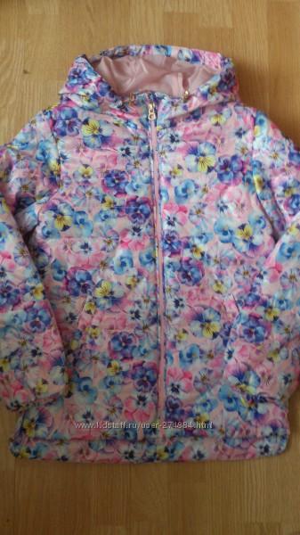 Куртка деми размер 152