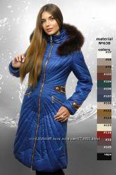 Красивое зимнее пальто по цене свитера