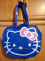 Пляжная сумка Hello Kitty