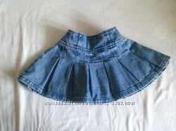 Расклешенную юбку Next 9-12мес.