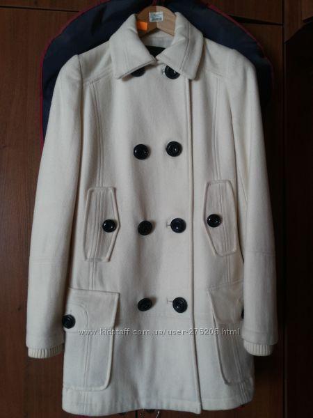 Шикарное пальто Mango 65 шерсть