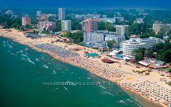 Сдам 2-комнатную квартиру в Болгарии, курорт Солнечный Берег, 5 минут к мор