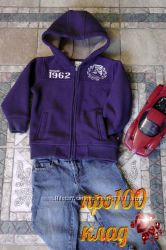Тёплая куртка Tom Tailor р. 92-98