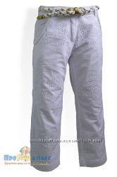 Летние, лёгкие брюки. Gaialuna. Рост 134 см