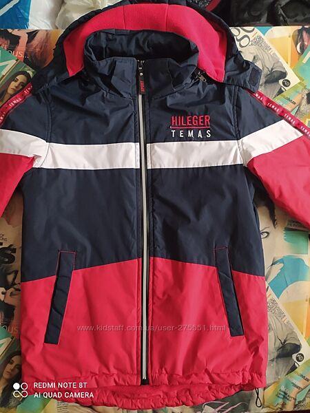 Куртка на мальчика Grace. Размер 152