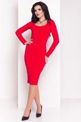 Трикотажное платье ТМ Модус