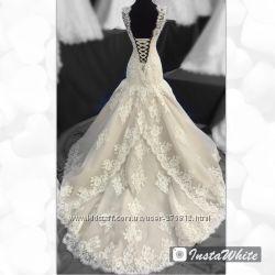 Свадебное платье от Салона свадебной моды MariYes