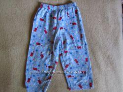 Штаники от теплой пижамы