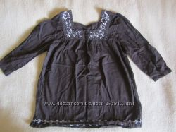 Красивая рубашечка 146см