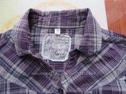 Рубашечка на девочку рост 134-140см