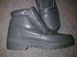 Стильные ботинки большой размер 41