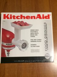 Мясорубка KitchenAid