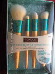 Для визажа Набор подарочный Кисти для макияжа EcoTools 4шт большие
