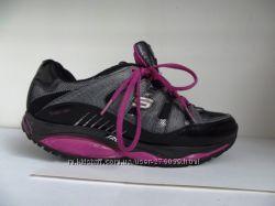 Skechers Shape Ups кроссовки чёрные 41размер