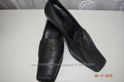 Женские туфли из натуральной кожи, р. 41 27. 5 см.