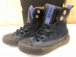 Продам высокие кеды Converse, 27 размер