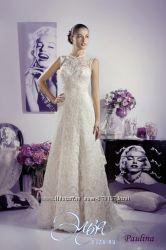 Свадебное платье Paulina от Tanya Grig