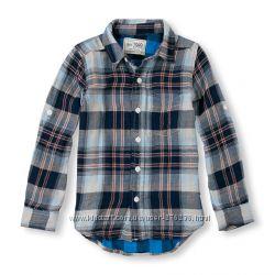 Стильная рубашечка Childrensplace, р. XS4