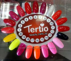 Гель-лаки Tertio 10мл