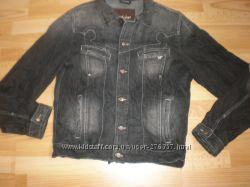 Продам мужскую джинсовую куртку MUSTANG